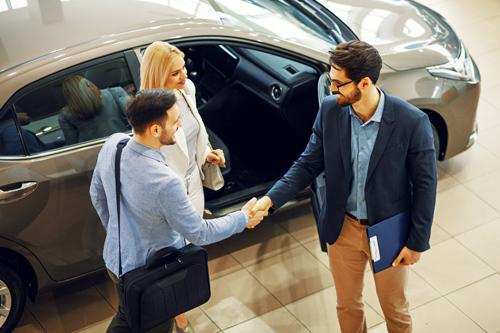 Umfassende Auswahl an Neu- und Gebrauchtwagen von Autohaus KOPP